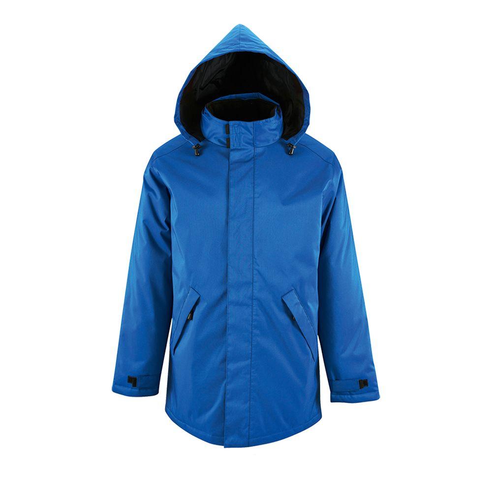 Куртка на стеганой подкладке ROBYN ярко-синяя, размер L фото