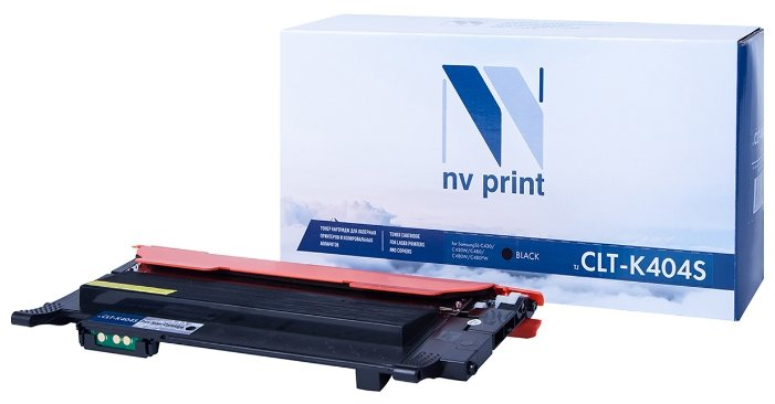 Картридж NV Print CLT-K404S