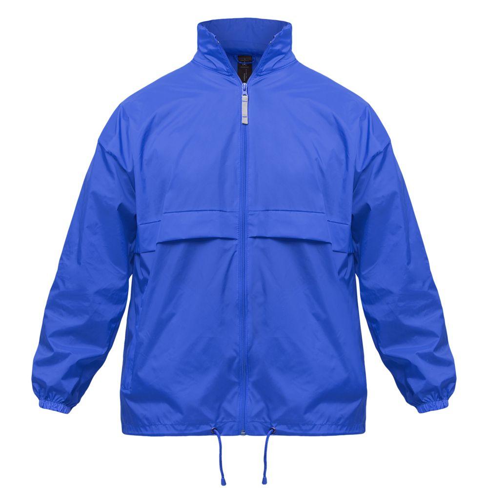 Ветровка Sirocco ярко-синяя, размер XXL