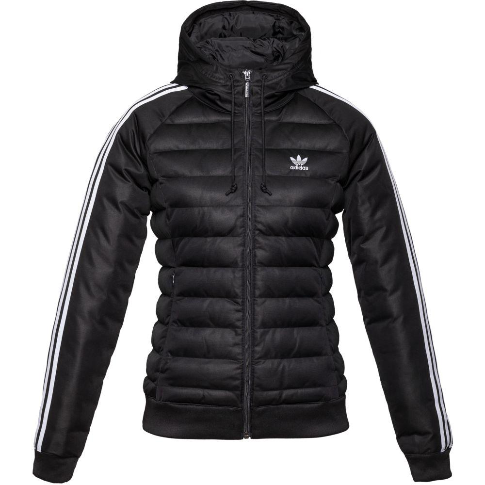 Куртка женская Slim, черная, размер L