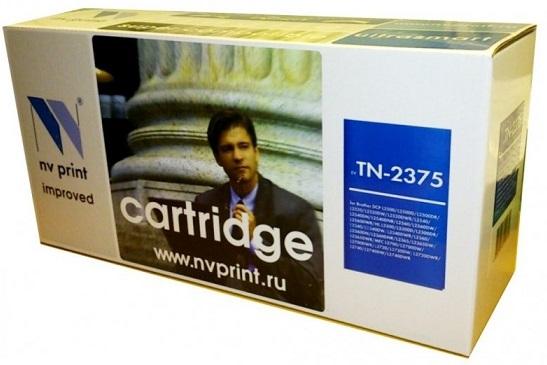 Тонер-картридж NV Print NV-TN2375 тонер картридж nv tn2090