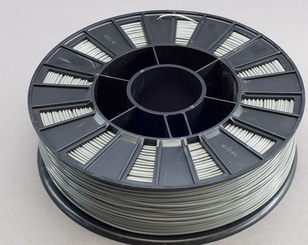 Фото - Пластик ABS светло-серый мыльница axentia mara 122275 серый