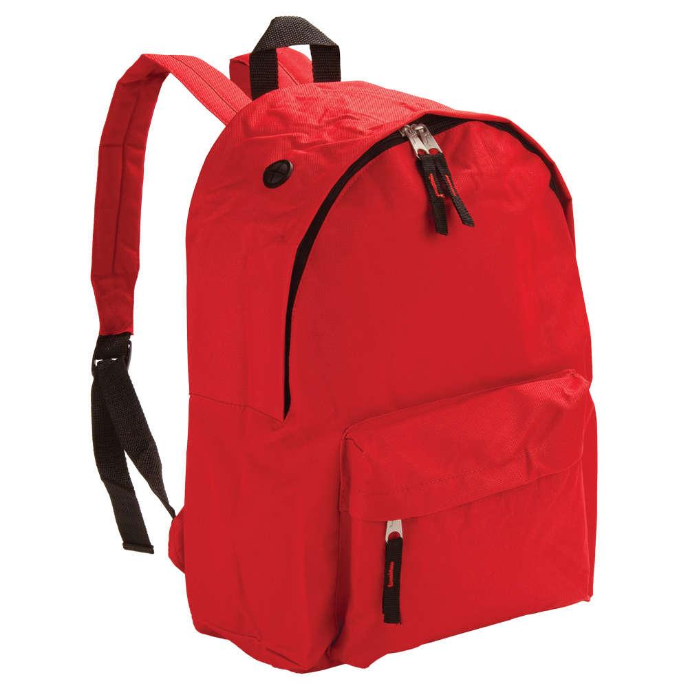 Рюкзак Rider, красный