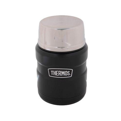 Термос для еды Thermos SK3000, черный термос thermos thermos sk3020 bk king food jar 0 71l черный 0 71л