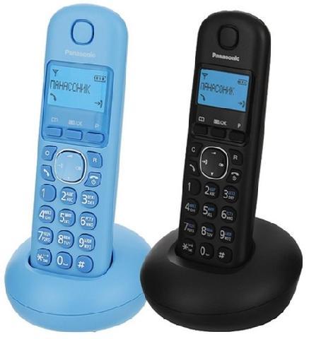Фото - KX-TGB212RU2 проводной и dect телефон foreign products vtech ds6671 3