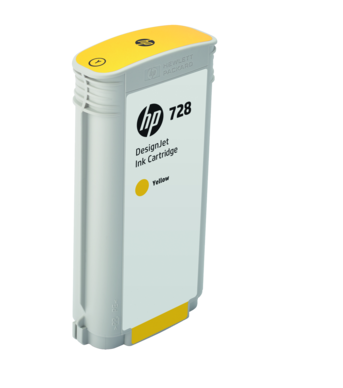 Фото - HP DesignJet 728 Yellow 130 мл (F9J65A) hp designjet t830 36 in multifunction f9a30a