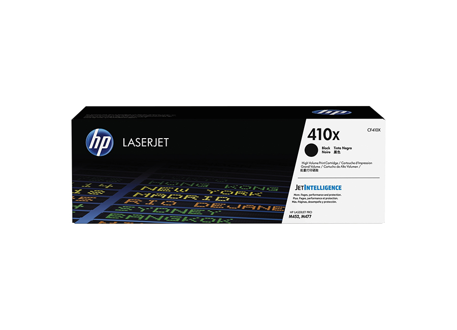 Тонер-картридж HP 410X черный (CF410X) цены