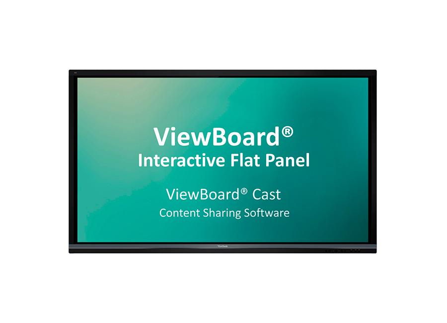 ViewSonic IFP5550 компьютер