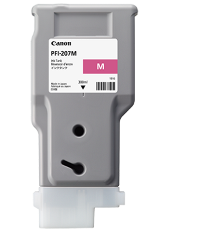 Canon PFI-207M Magenta 300 мл (8791B001)