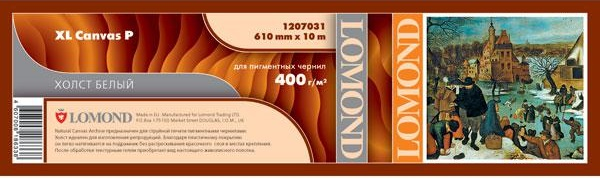 Фото - Lomond 400 мкм (610x10x50,8) для струйной печати, пигментных чернил емкость для отработанных чернил c13t04d100