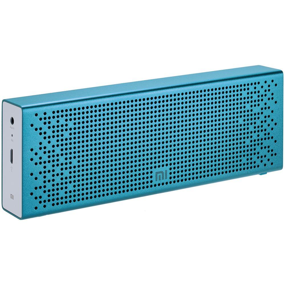 Фото - Беспроводная стереоколонка Mi Bluetooth Speaker, синяя cky bc145 mini wireless bluetooth v3 0 docking speaker w usb pink