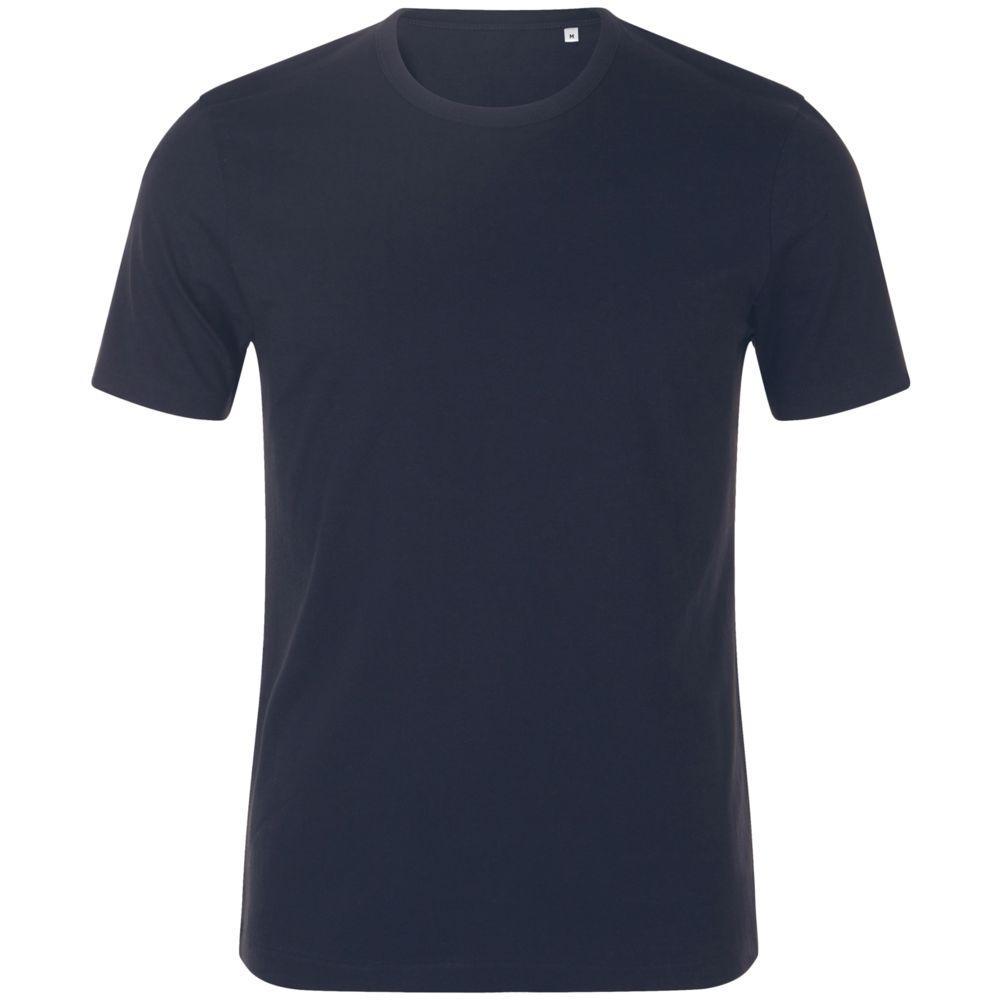 Футболка мужская MURPHY MEN темно-синяя, размер L недорого