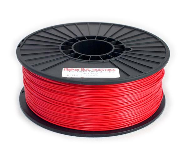 Фото - Пластик PLA красный автокресло chicco keyfit красный