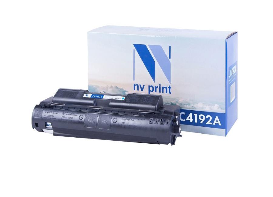 Фото - Картридж NV Print NV-C4192A Cyan картридж nv print fx 10 для l100 120 mf4010 4140 4330 4660
