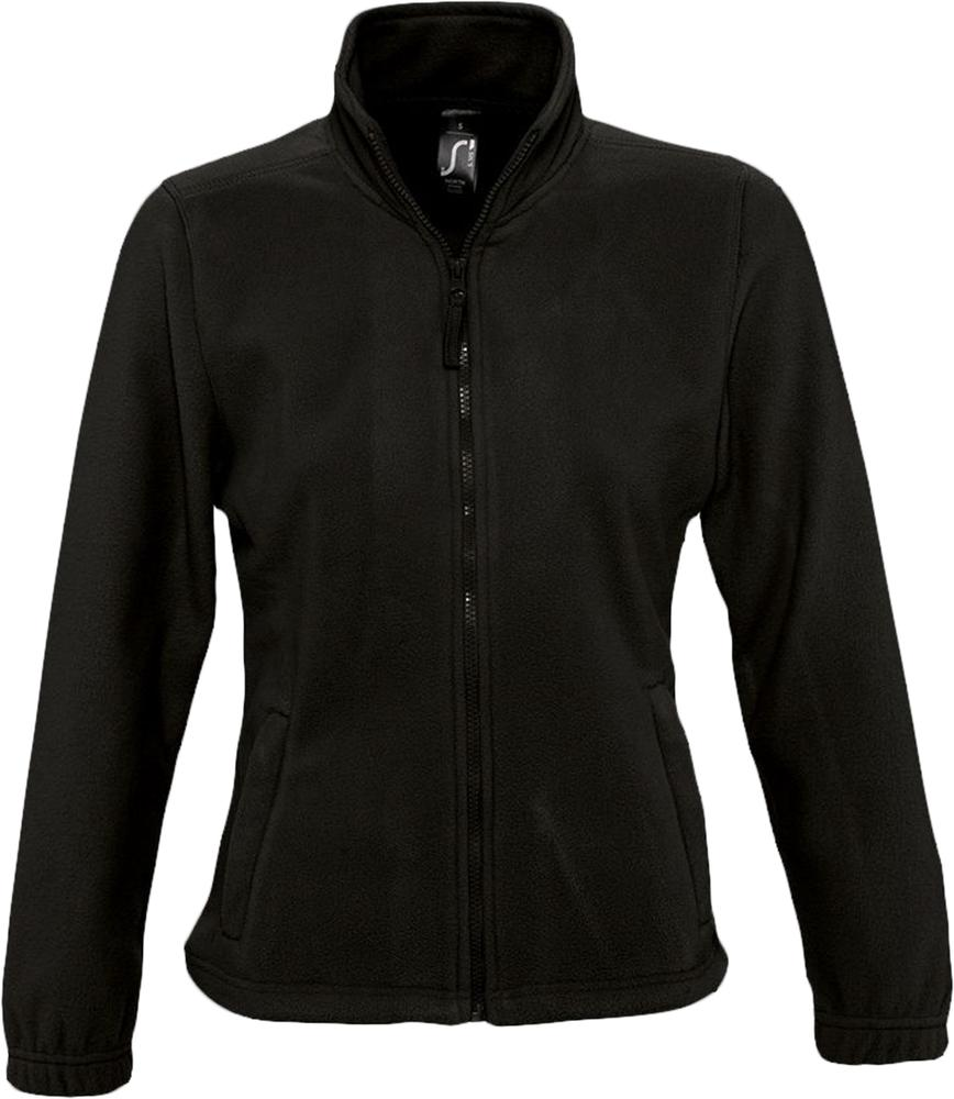 Куртка женская North Women, черная, размер L куртка женская north women коричневая размер l