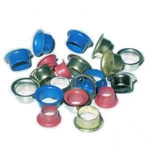 Фото - Люверсы / Колечки Piccolo (синий), 5.5 мм, 1 кг уличный светодиодный светильник horoz синий 079 008 0003 hl933l