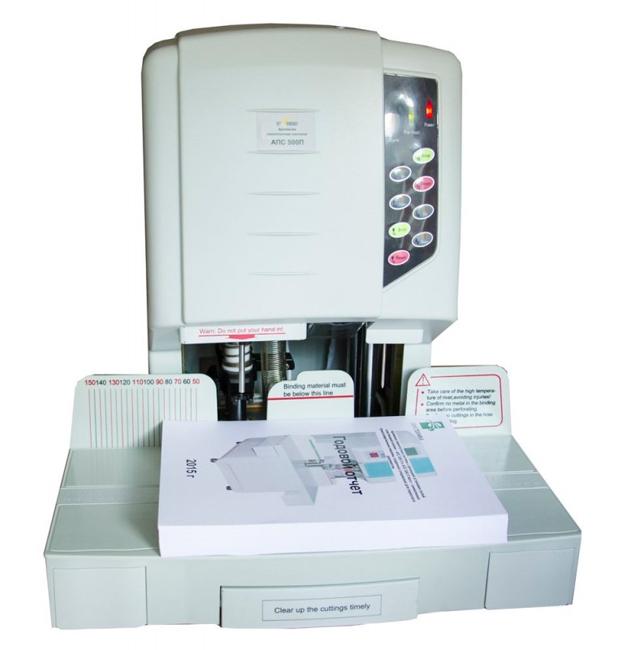 Фото - Аппарат для установки пластиковых люверсов АПС 500П (830) пассатижи для установки люверсов 31083