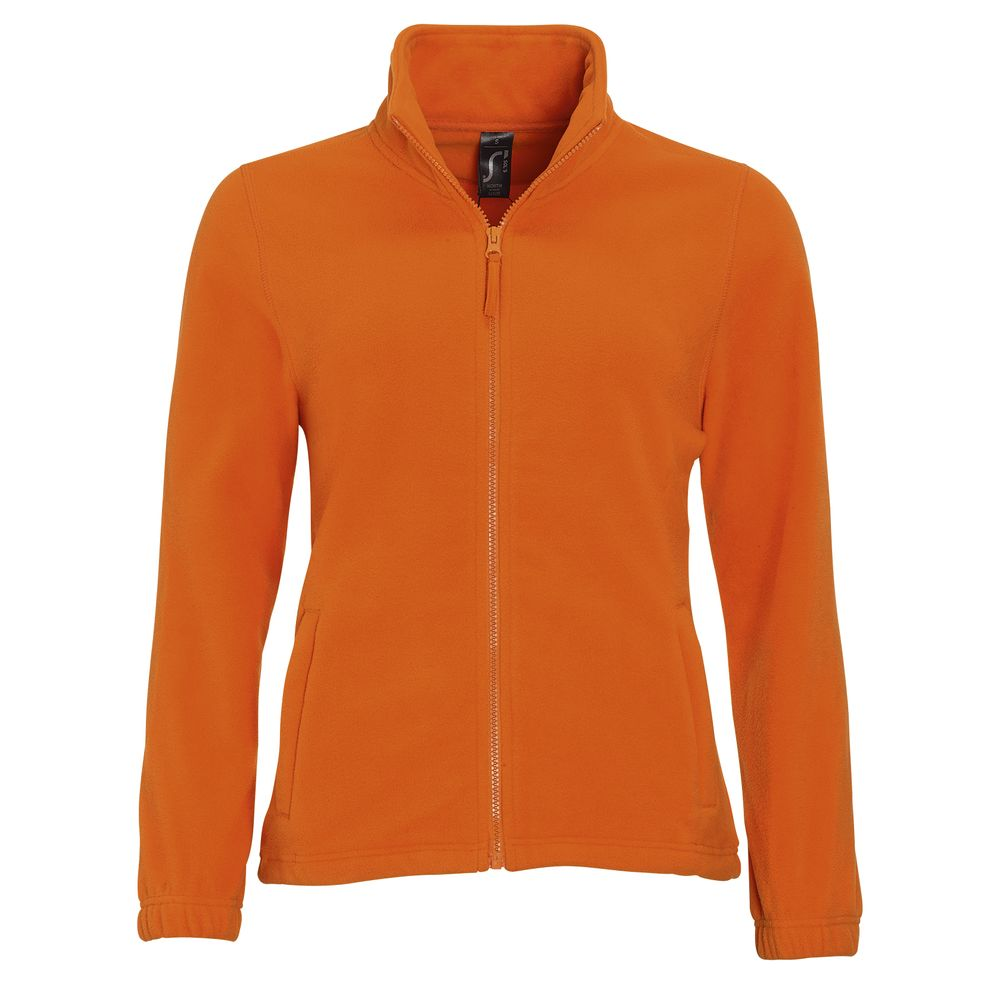 Куртка женская North Women, оранжевая, размер M