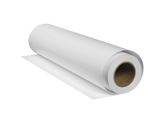 Плёнка XL White Film белая непрозрачная с роллом 50.8 мм, 115 мкм, 1.067x30 м самоклеящаяся винильная плёнка xl vinyl white self adhesive film с бумажной подложкой с роллом 50 8 мм 250 мкм 0 610x20 м