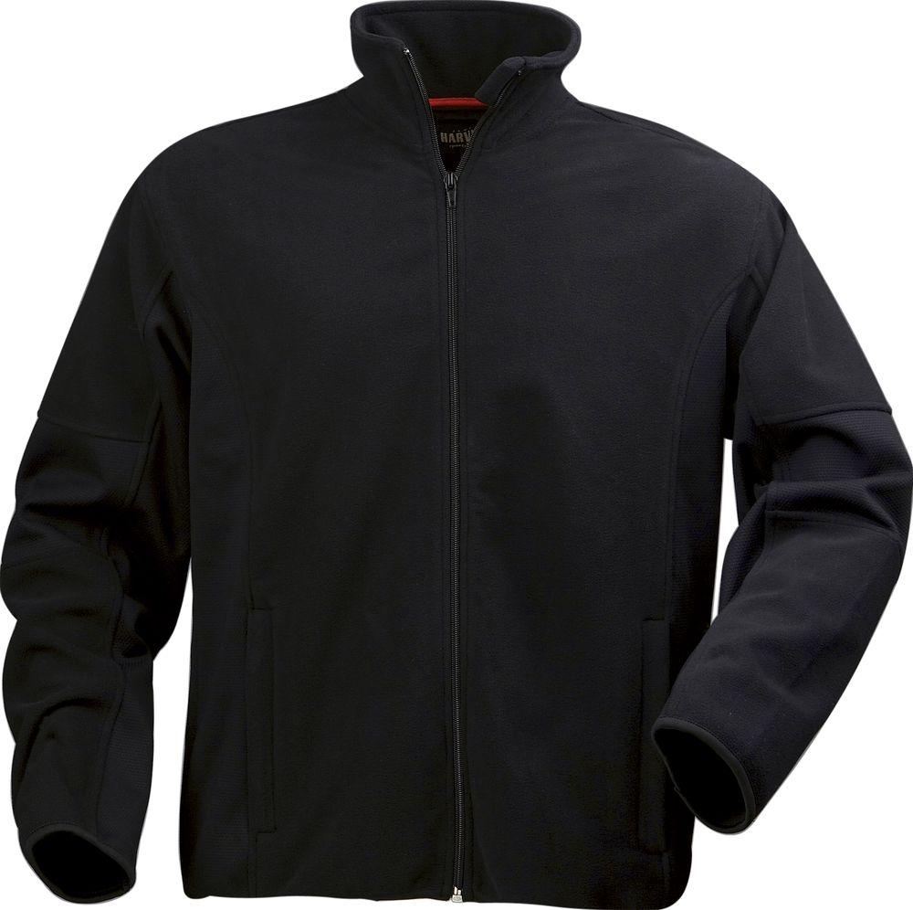 Фото - Куртка флисовая мужская LANCASTER, черная, размер XXL куртка мужская varilite черная размер xxl
