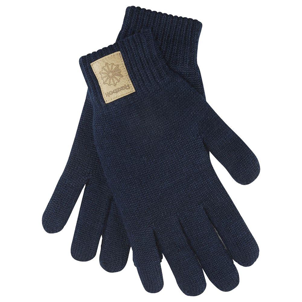 Перчатки Classic Foundation Label, синие, размер M