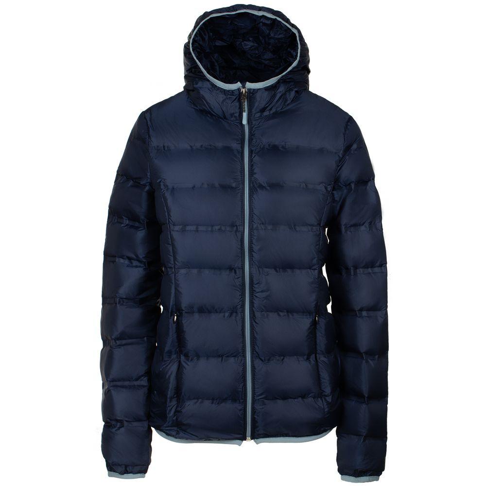 Куртка пуховая женская Tarner Lady Comfort темно-синяя, размер XL куртка женская slim синяя размер xl