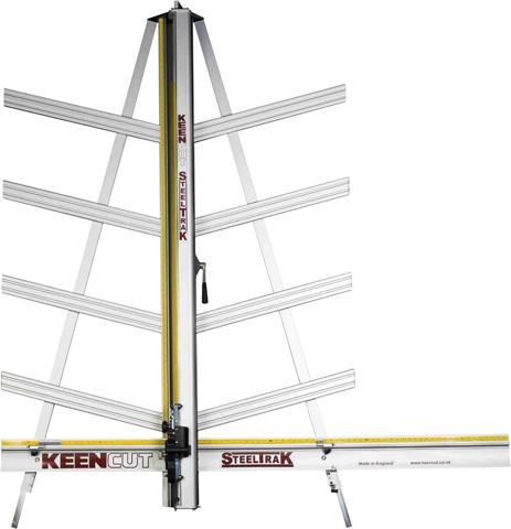 Фото - Резак для листовых материалов KeenCut SteelTraK (1.6 м) лезвия medium duty для держателя vabhml к резакам keencut javelin integra evolution 2 steeltrak 100 шт