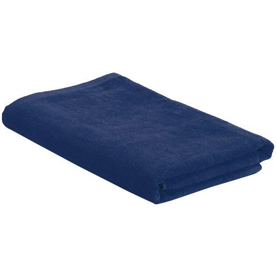 Пляжное полотенце в сумке SoaKing, синее derin vison коричневый полотенце пляжное