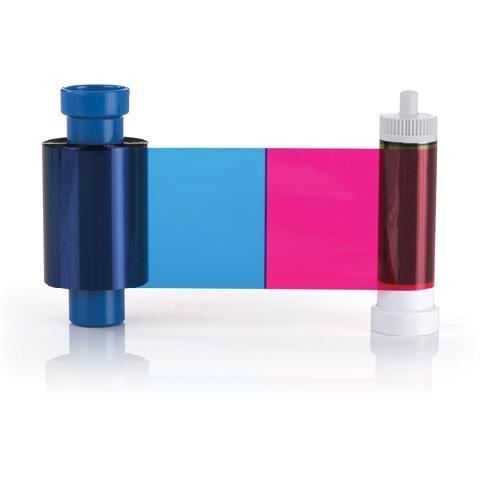 Фото - Полноцветная лента для принтеров Magicard MA300 (4 цвета) лента для цветной печати на 250 отпечатков для принтеров magicard 300 duo