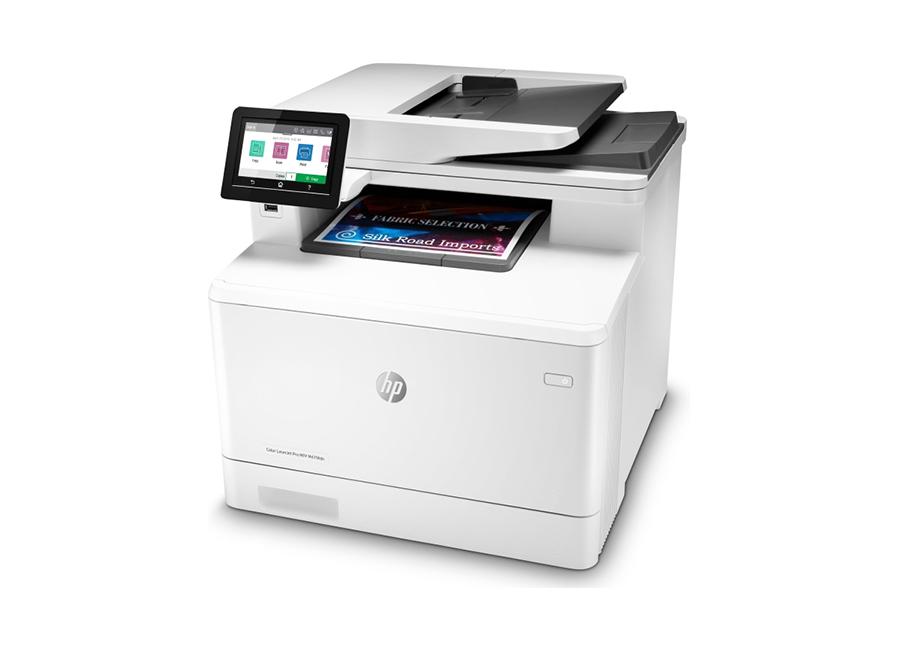 МФУ, HP Color LaserJet Pro MFP M479fdn (W1A79A)  - купить со скидкой