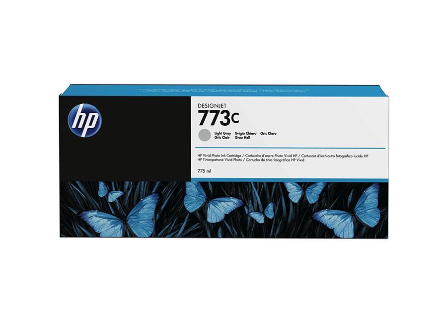 HP DesignJet 773C Light Gray 775 мл (C1Q44A) hot sales 80 printhead for hp80 print head hp for designjet 1000 1000plus 1050 1055 printer