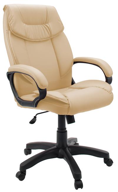 Фото - Кресло руководителя Бизнес, песочное кресло руководителя гелеос монарх песочное