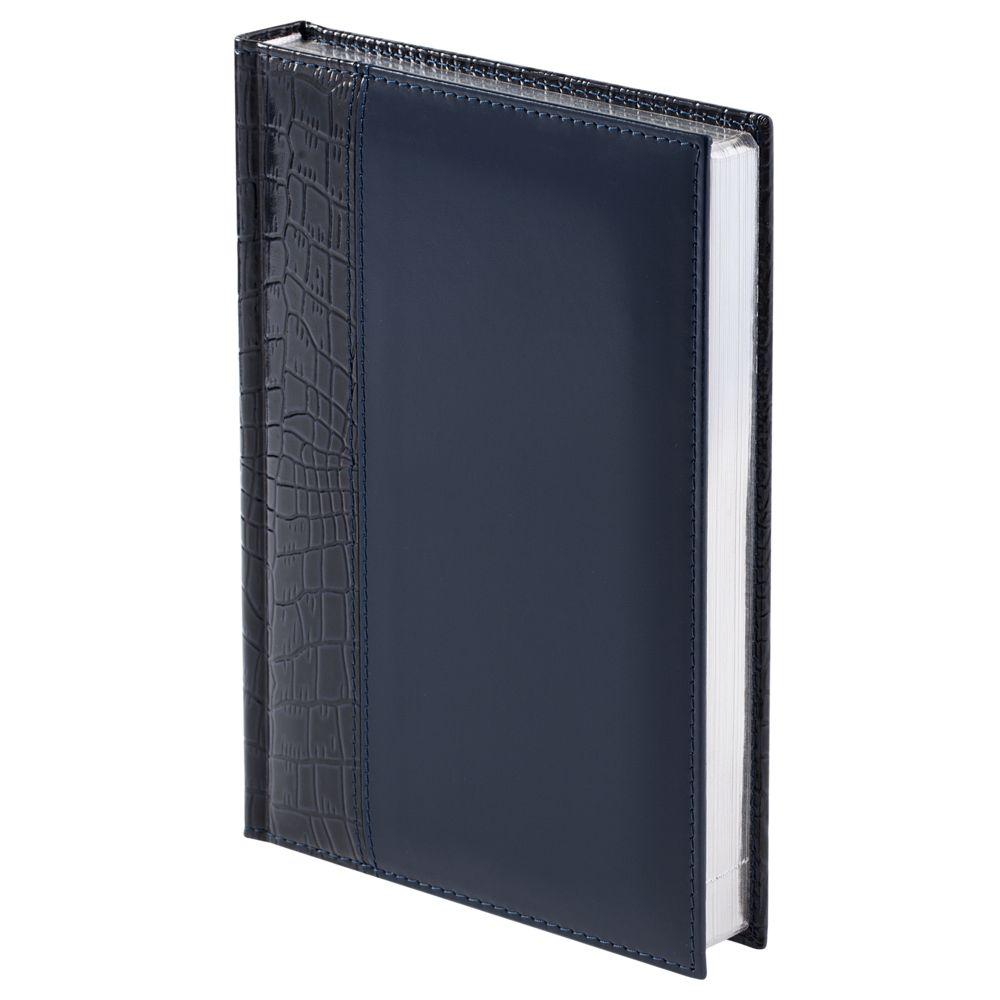Ежедневник LUXE REPTAIL, недатированный, синий недорого