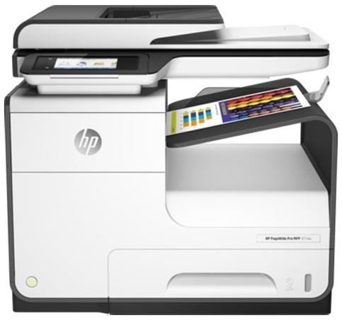 HP PageWide 377dw (J9V80B) мфу hp pagewide 377dw j9v80b черный белый