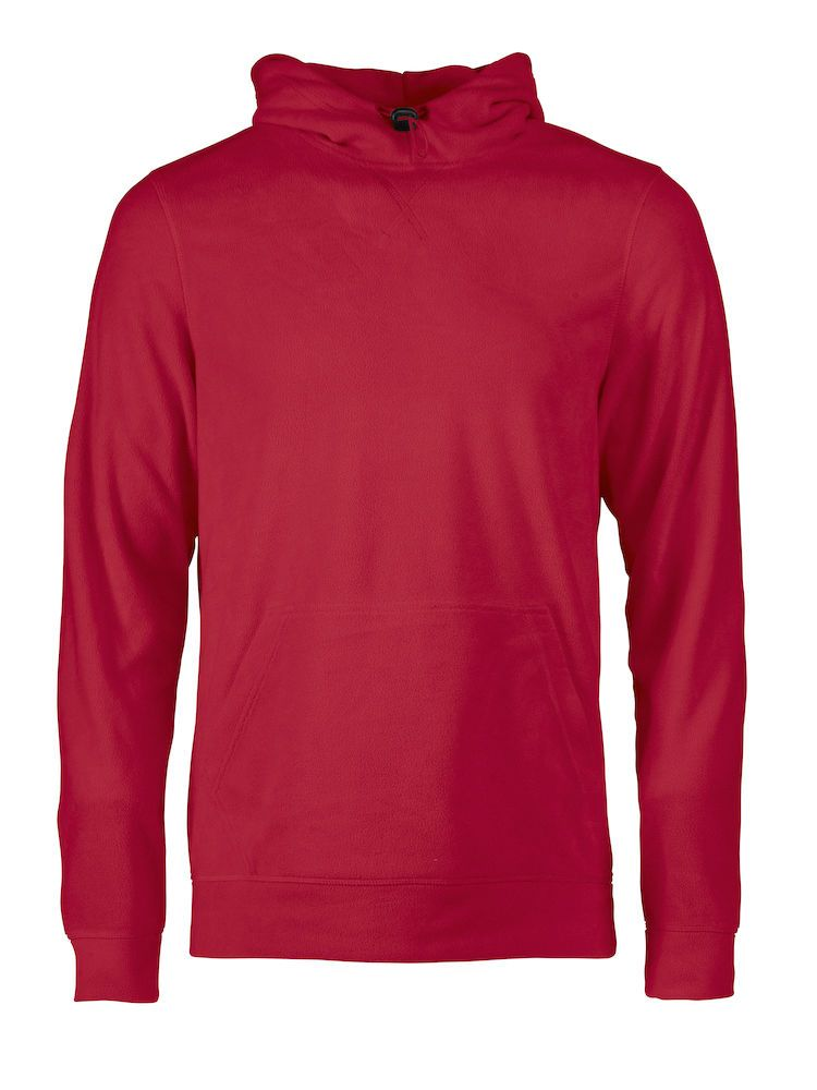 Толстовка флисовая мужская Switch красная, размер XXL