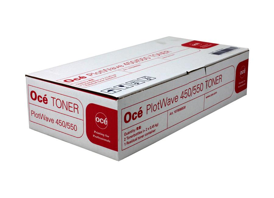Фото - Тонер для OCE PlotWave 450/550 (2x0.450 кг) (1284C002) smart sdc 550