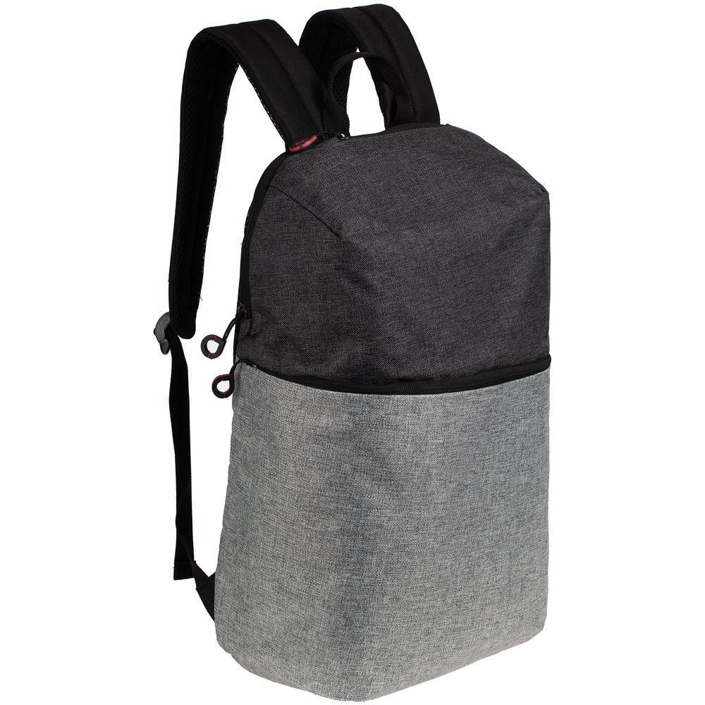 Рюкзак для ноутбука Burst Argentum, серый с темно-серым рюкзак для ноутбука burst argentum серый с темно серым