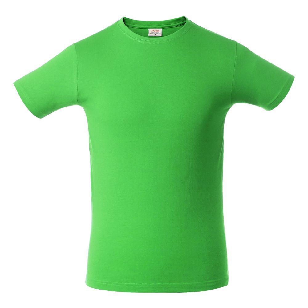 Футболка мужская HEAVY зеленое яблоко, размер M