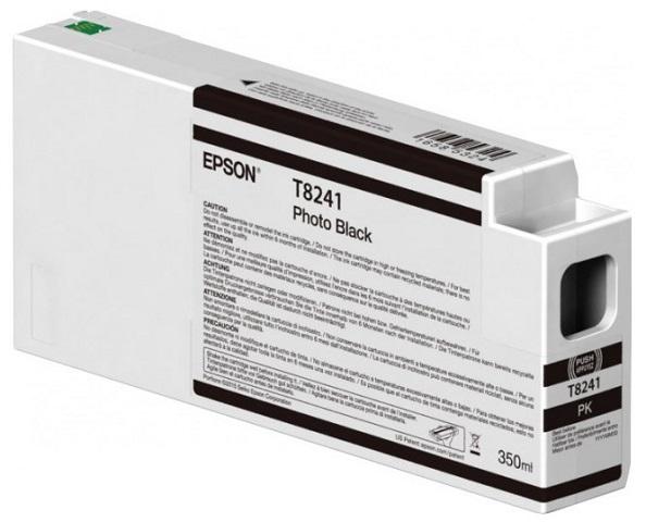 Картридж Epson T8241 Photo Black 350 мл (C13T824100) фото