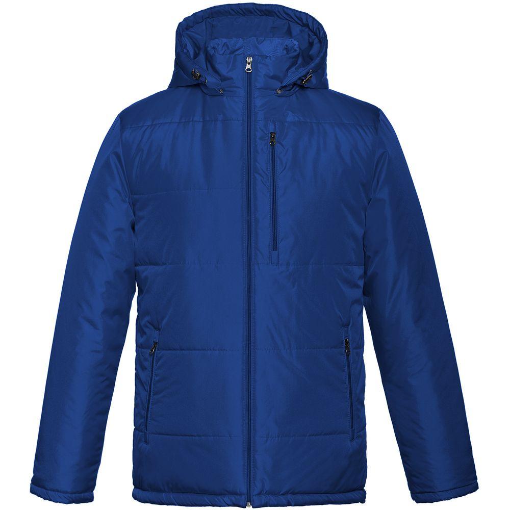 Фото - Куртка Unit Tulun, ярко-синяя, размер S куртка unit tulun серая размер xxl