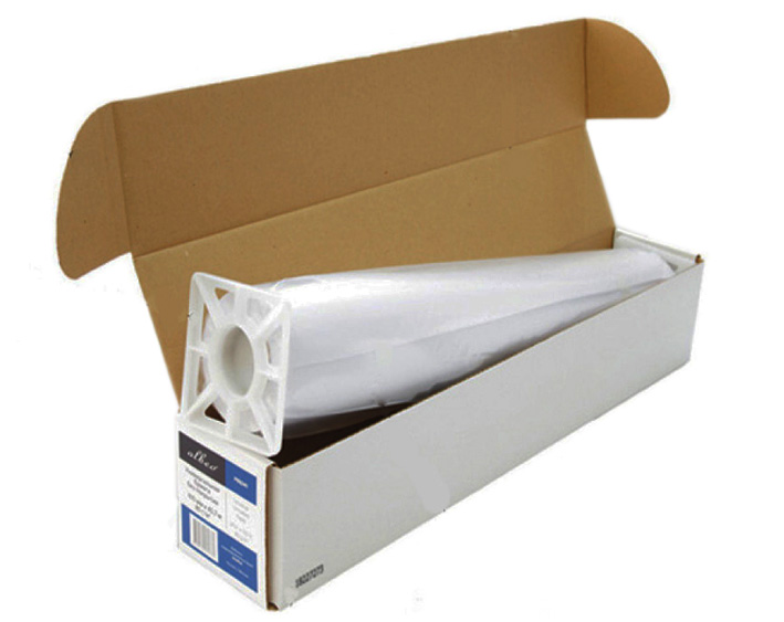 Albeo Universal Uncoated Paper 80 г/м2, 0.914x45.7 м, 50.8 мм, 6 рулонов (Z80-36-6) albeo universal uncoated paper 160 г м2 0 610x30 5 м 50 8 мм 6 рулонов z160 24 6