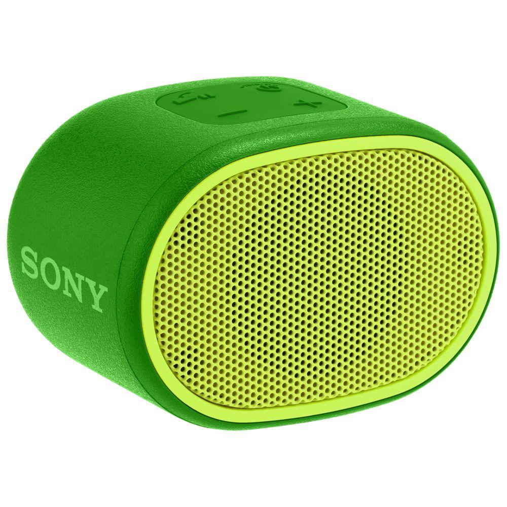 Фото - Беспроводная колонка Sony SRS-01, зеленая линза для моб телефона зеленая dunk