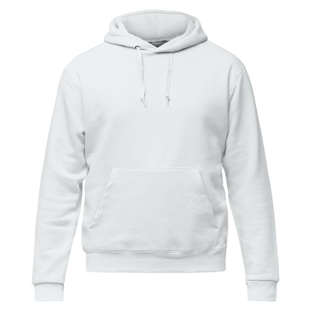Толстовка Hooded белая, размер S