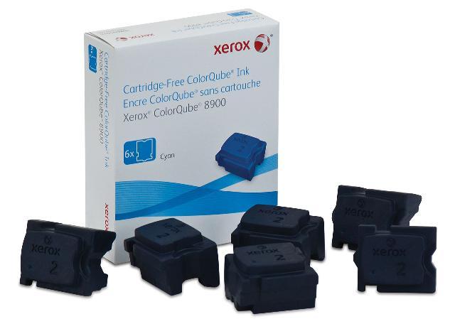 Фото - Чернила Xerox 108R01022 твердые чернила xerox 108r00818