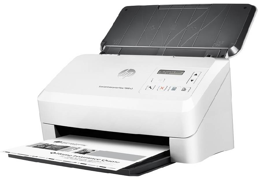 HP Scanjet Enterprise 7000 s3 (L2757A) сканер hp scanjet enterprise flow 7000 s3 l2757a