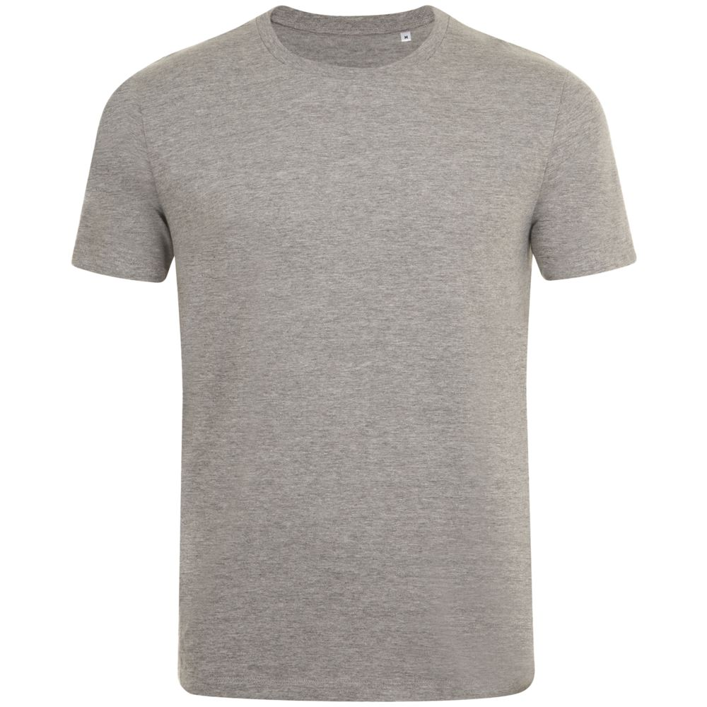 Фото - Футболка мужская MARVIN серый меланж, размер XL футболка мужская marvin серый меланж размер 3xl