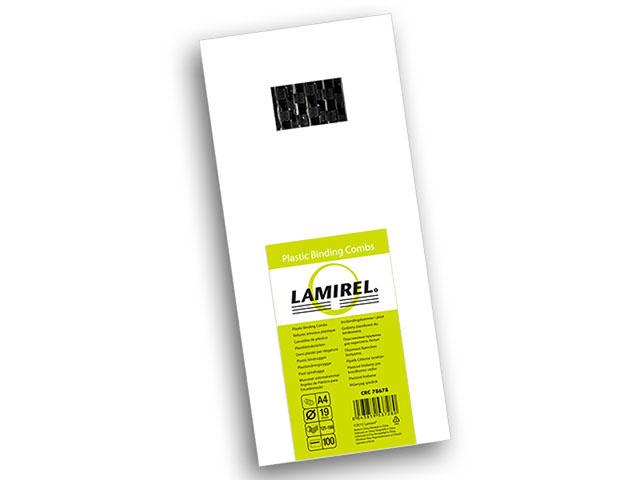 Фото - Пластиковая пружина Lamirel, диаметр 19 мм, черный, 100 шт hilltop весеннее окошко земляника со сливками черный листовой чай 100 г подарочный набор с бокалом