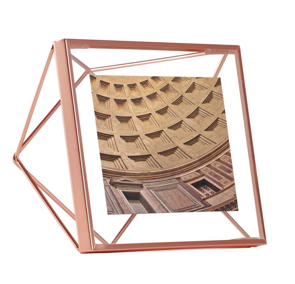 Фото - Фоторамка Prisma, квадратная, медь фоторамка glitter frame