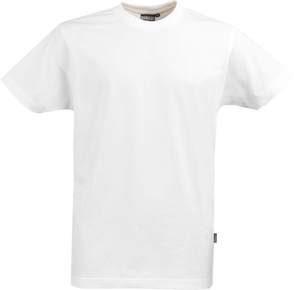 Футболка мужская AMERICAN T, белая, размер S