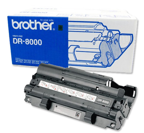 Фото - Барабан Brother DR-8000 барабан brother dr 2085